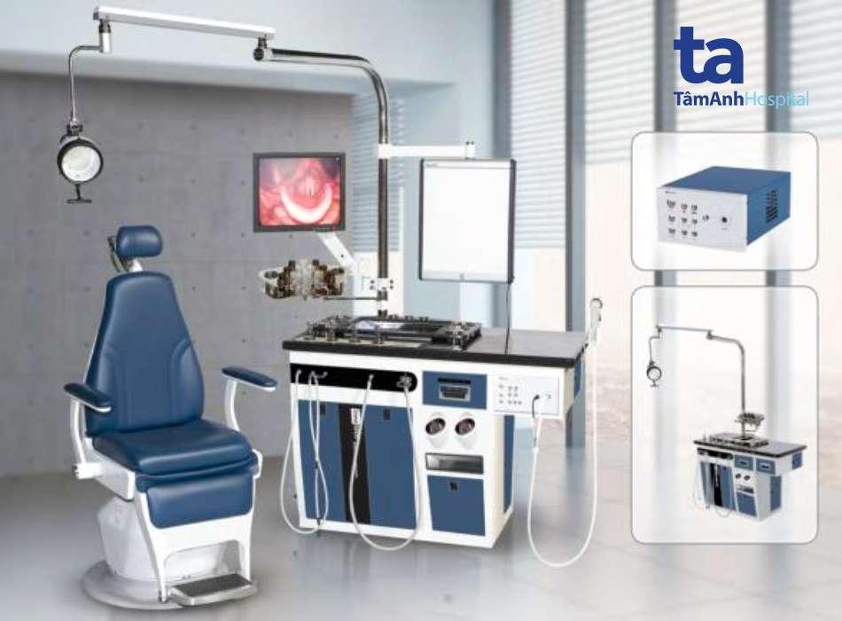 Hệ thống bàn khám INU 3000