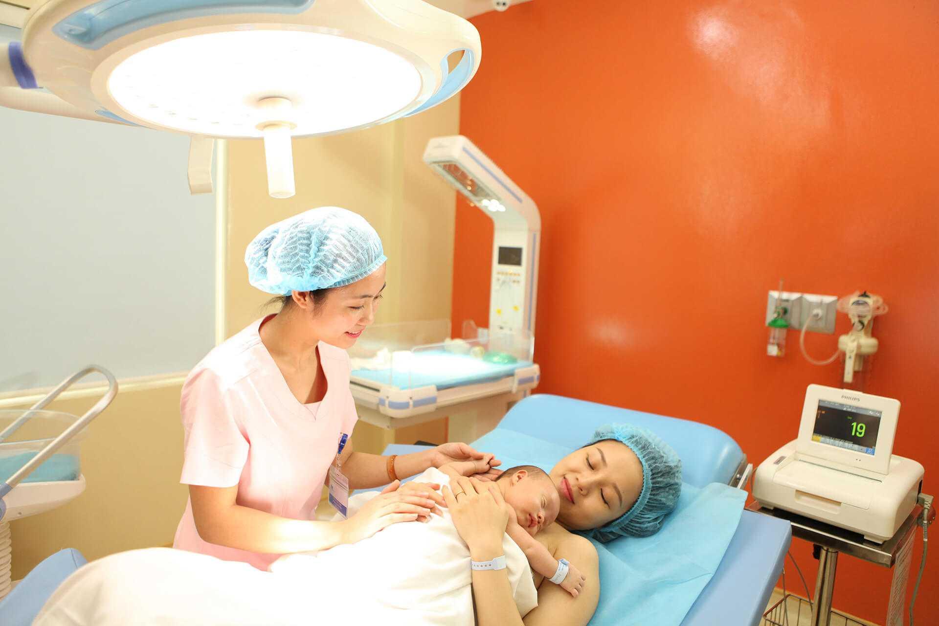 Khoa Phụ Sản | Bệnh viện Đa khoa Tâm Anh, Hà Nội