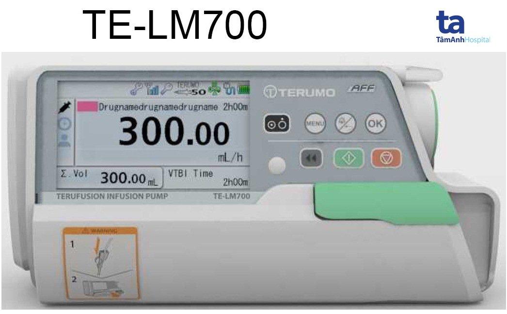 Bơm tiêm điện TE-SS700 - Terumo