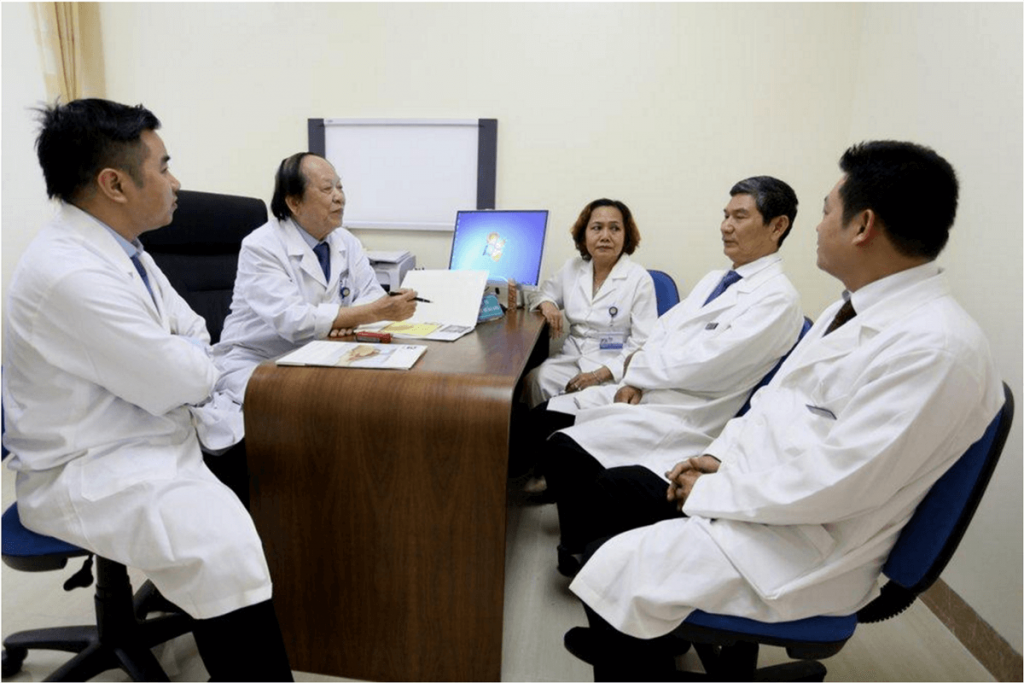 Bệnh nam học, khám điều trị các bệnh nam khoa