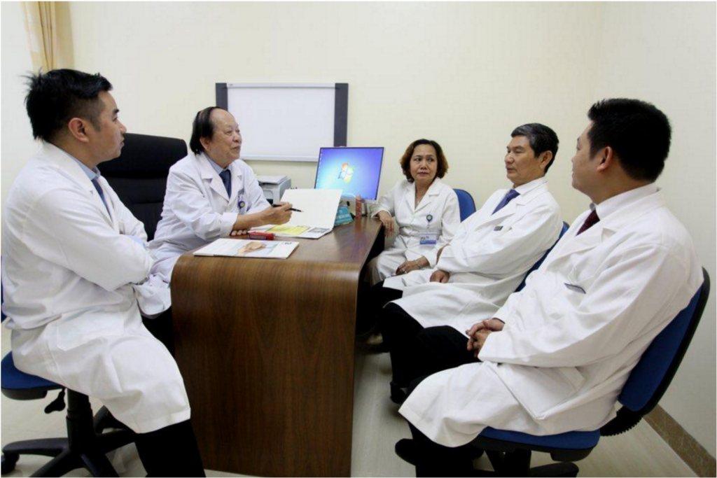 Khám và điều trị bênh nam học - tiết niệu như vô sinh nam, rối loạn cương, nhiễm trùng tiết niệu, cắt bao quy đầu… tại BV Tâm Anh đều được các chuyên gia nam học hàng đầu đảm nhận