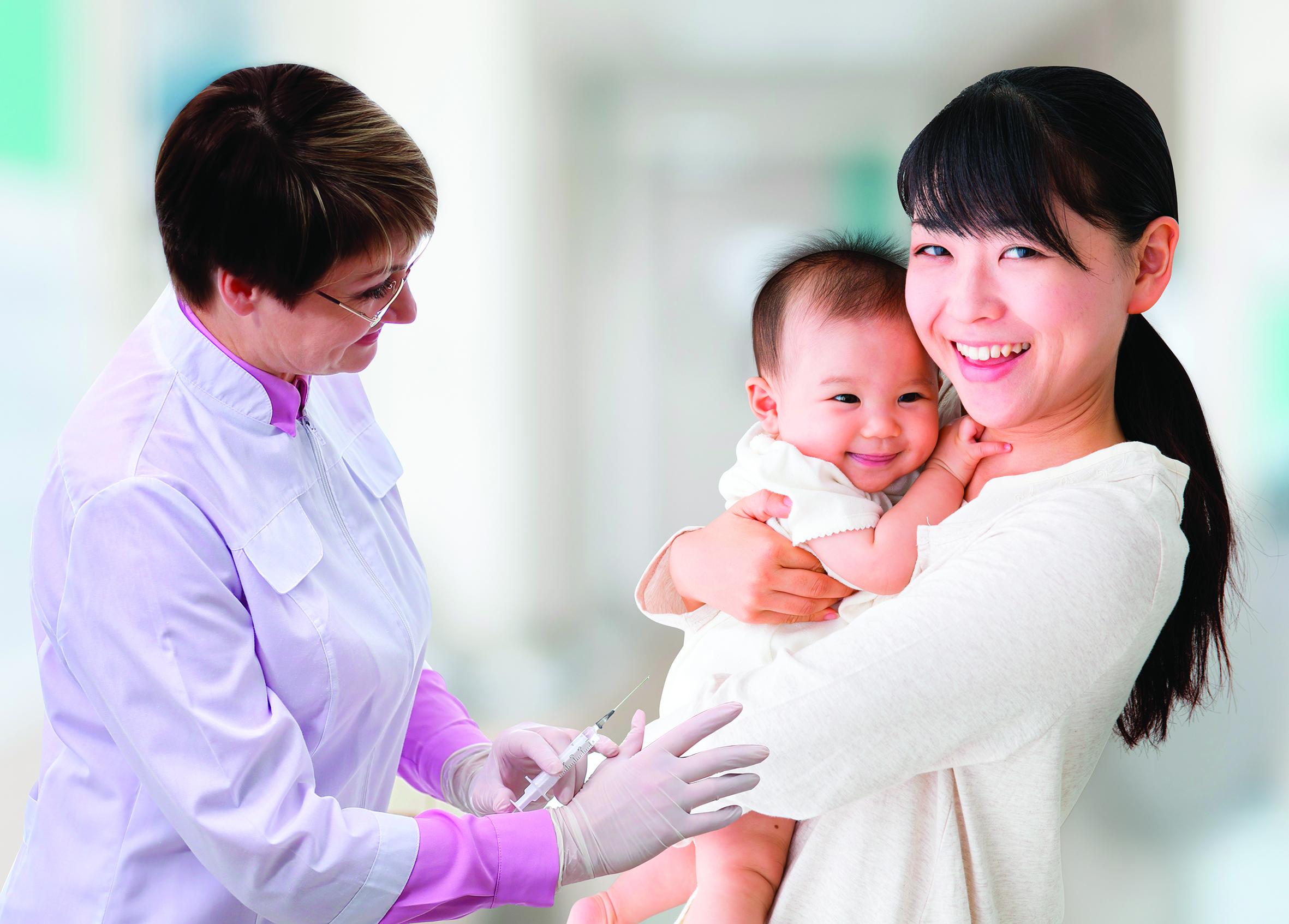 Chương trình Vaccine cho trẻ