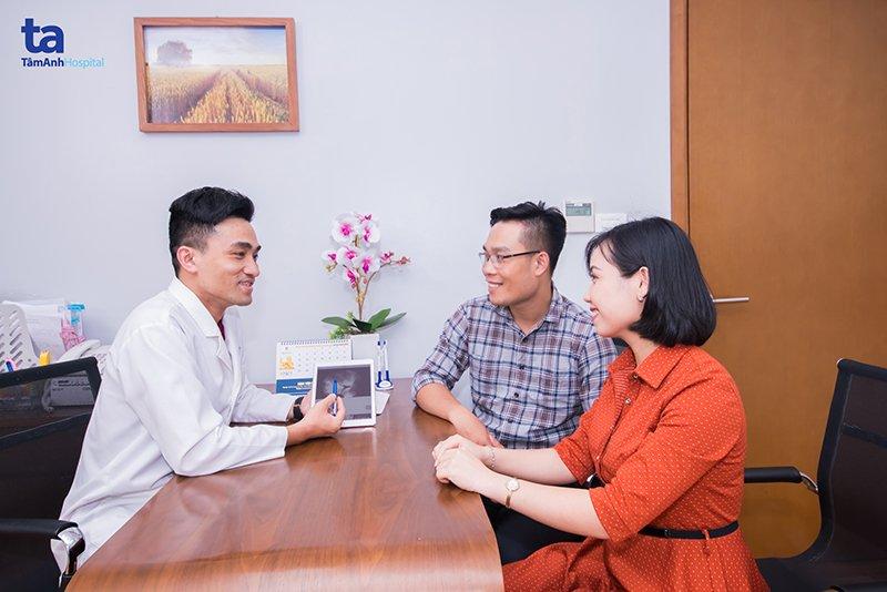 Dịch vụ khám và tư vấn sức khỏe tiền hôn nhân
