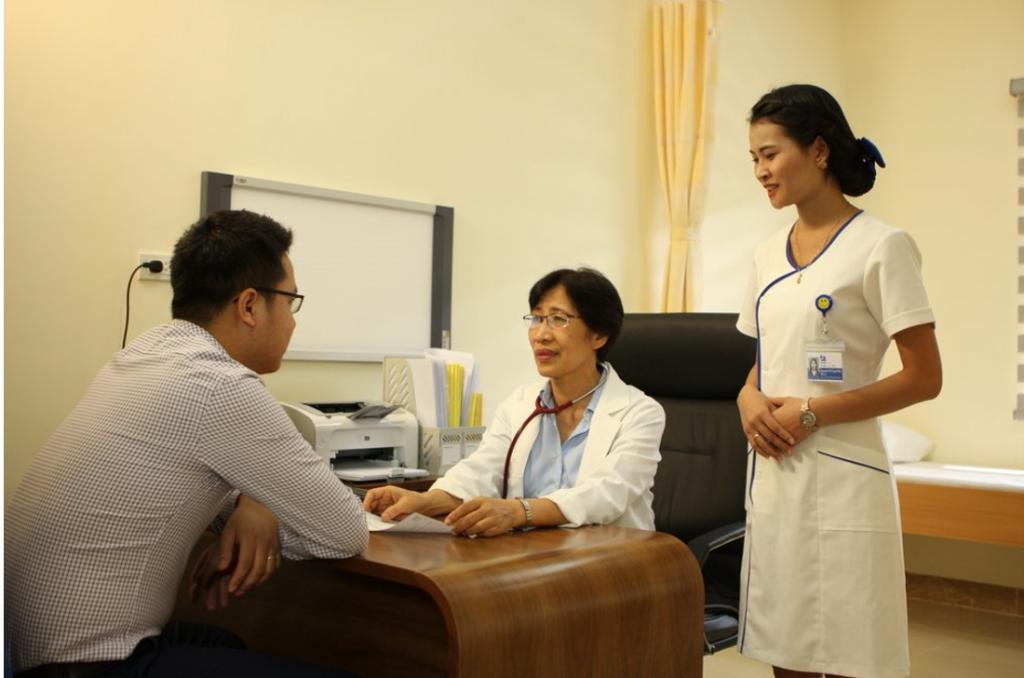 Dịch vụ tư vấn, khám và điều trị sức khỏe tiền hôn nhân 1