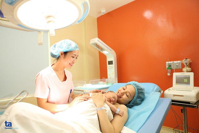 Khoa sản bệnh viện đa khoa Tâm Anh