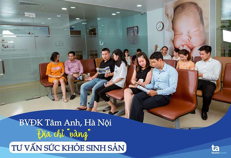 Dịch vụ tư vấn sức khỏe mang thai