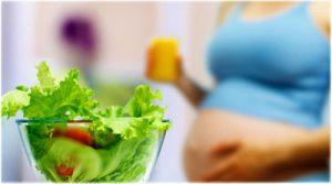 Dinh dưỡng cho bà bầu ăn chay