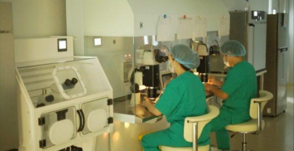 Labo IVFTA đạt chất lượng quốc tế về tiêu chuẩn phòng sạch