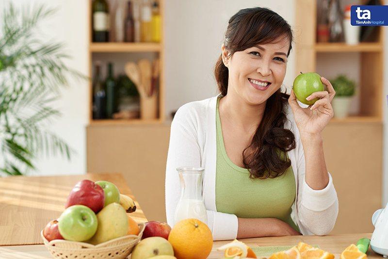 Lựa chọn chế độ ăn uống phù hợp