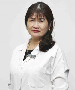 Bác sĩ Lưu Thị Hồng