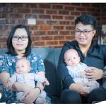 Kỳ tích phẫu thuật truyền máu song thai, 2 bé trai đã chào đời khỏe mạnh