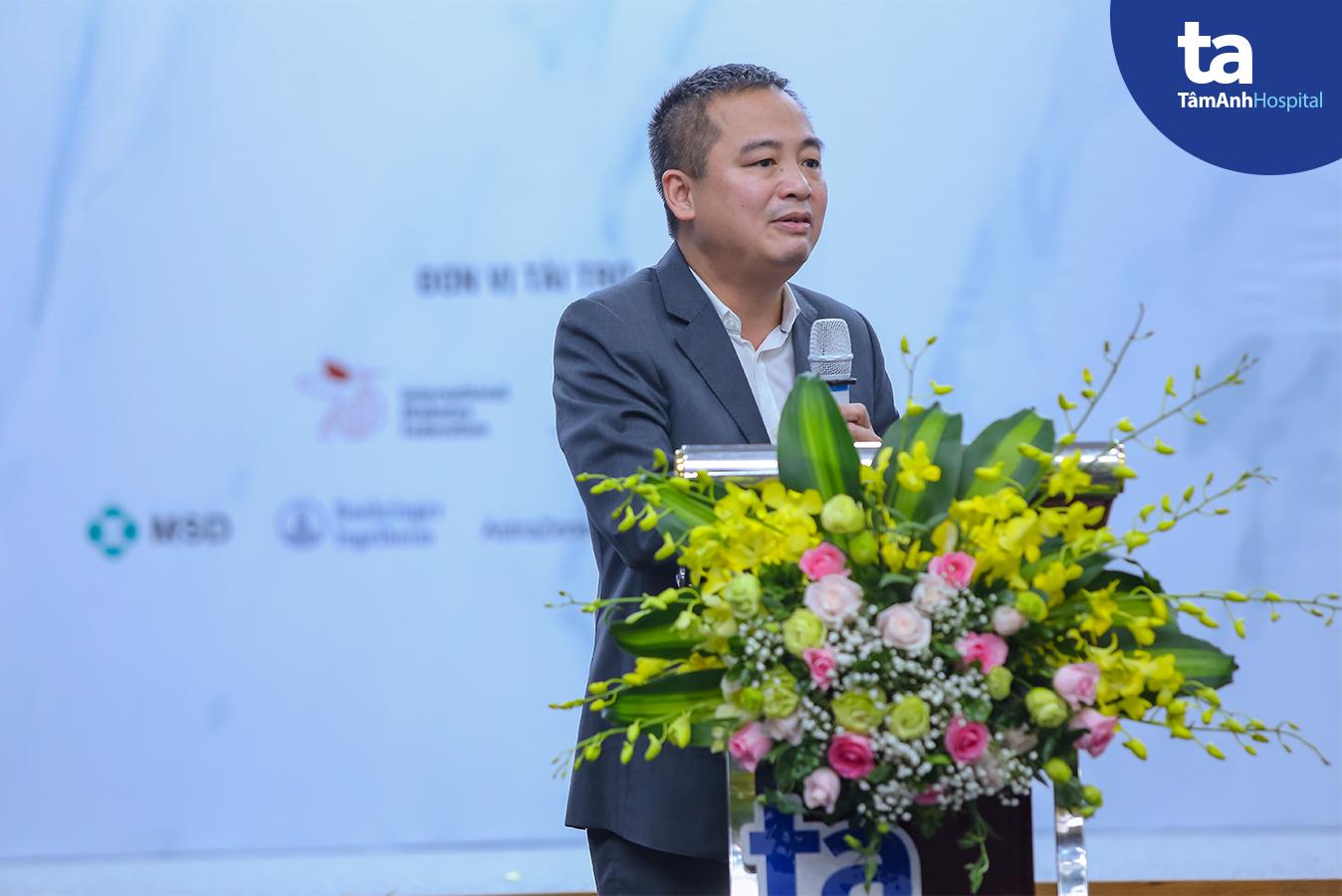 PGS.TS Trần Đình Toán – Viện Dinh Dưỡng Lâm Sàng