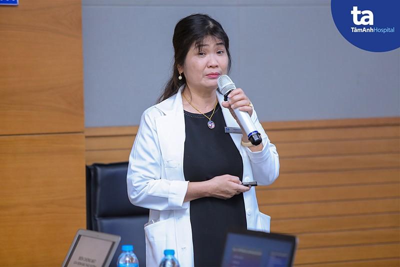 PGS.TS.BSCKII. Lưu Thị Hồng – Bệnh Viện Đa Khoa Tâm Anh