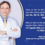 Bệnh viêm cơ tim: Nguyên nhân, dấu hiệu và cách điều trị bệnh