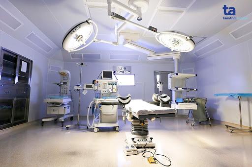 BVĐK Tâm Anh, Hà Nội trang bị toàn bộ hệ thống thiết bị y tế cao cấp, hiện đại nhập khẩu đồng bộ từ các nước tiên tiến hàng đầu trên thế giới.