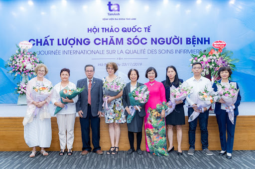 Hội thảo có sự tham gia của nhiều chuyên gia hàng đầu đến từ Pháp