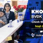 Khoa Nhi BVĐK Tâm Anh, Hà Nội chính thức hoạt động 24/7