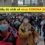Thông tin đầy đủ nhất về virus Corona chủng mới 2019-nCoV: Nguồn gốc, triệu chứng, biến chứng và cách phòng ngừa