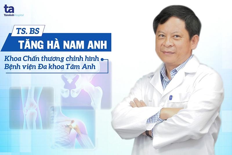 Bác sĩ Nam Anh