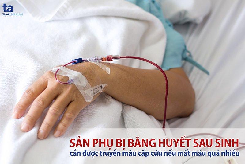 Nguyên nhân gây băng huyết hậu sản