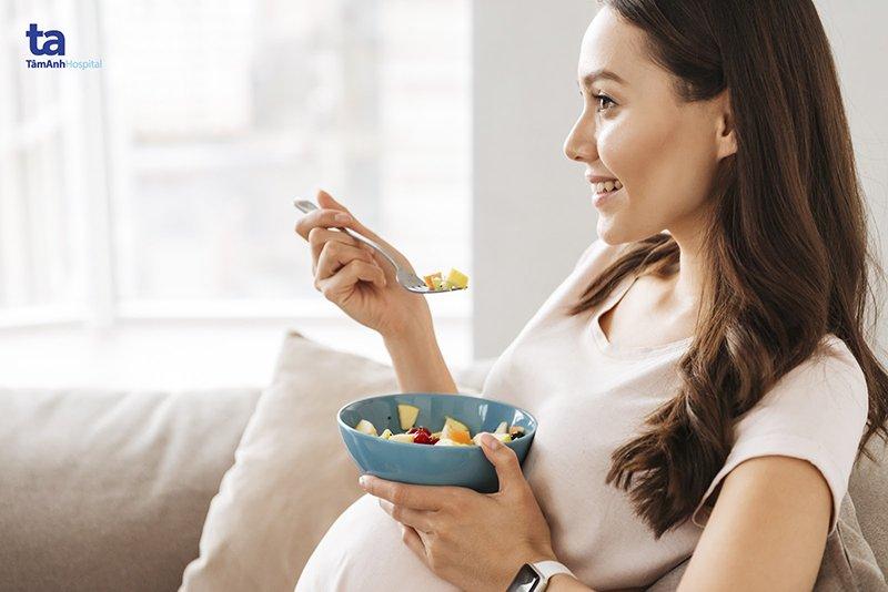 Nhu cầu dinh dưỡng của thai phụ mang