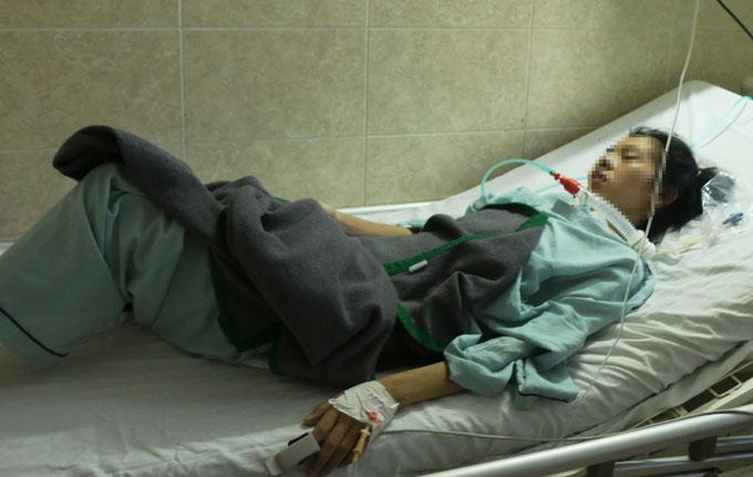 Nhiều người nhập viện do ngộ độc thực phẩm khi ăn pate Minh Chay (Ảnh: VnExpress)