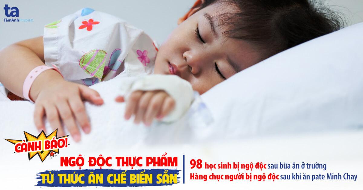 ngo doc thuc pham