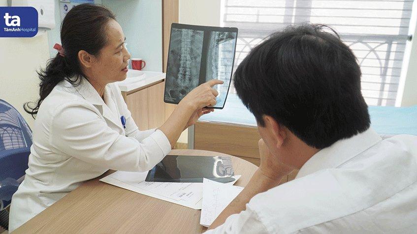chẩn đoán nội cơ xương khớp