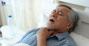 Suy hô hấp (cấp): Nguyên nhân, chẩn đoán, triệu chứng và cách trị