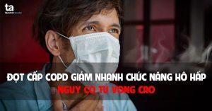 Đợt cấp bệnh phổi tắc nghẽn mạn tính COPD