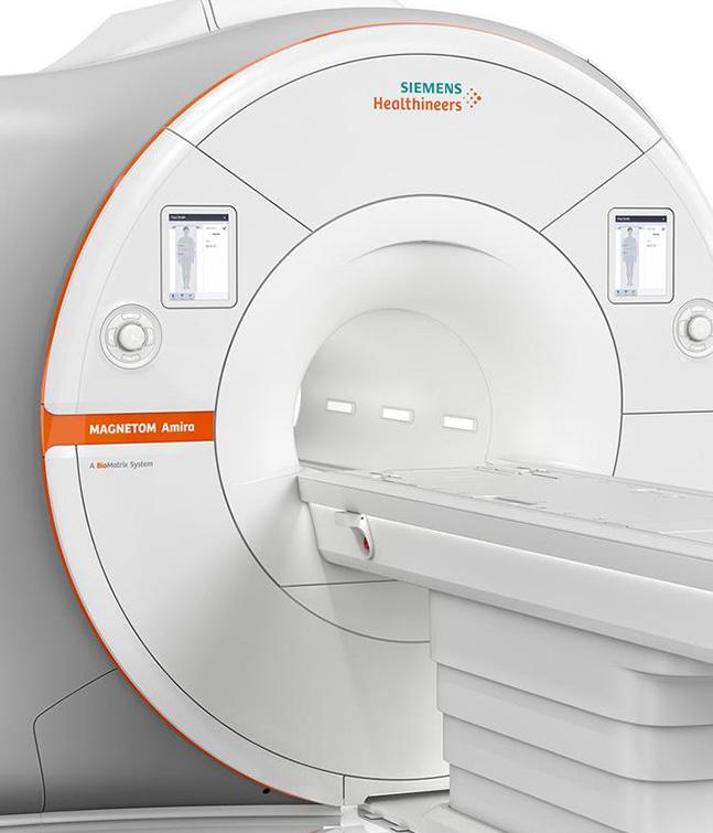 Hệ thống chụp MRI thế hệ mới