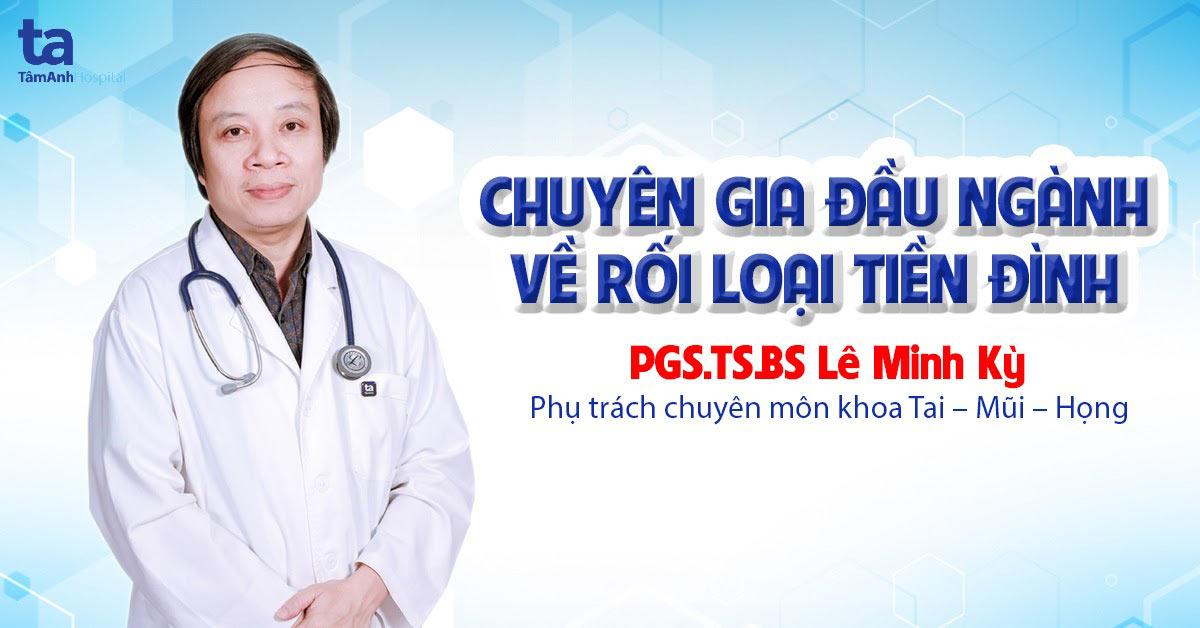 Bác sĩ Lê Minh Kỳ