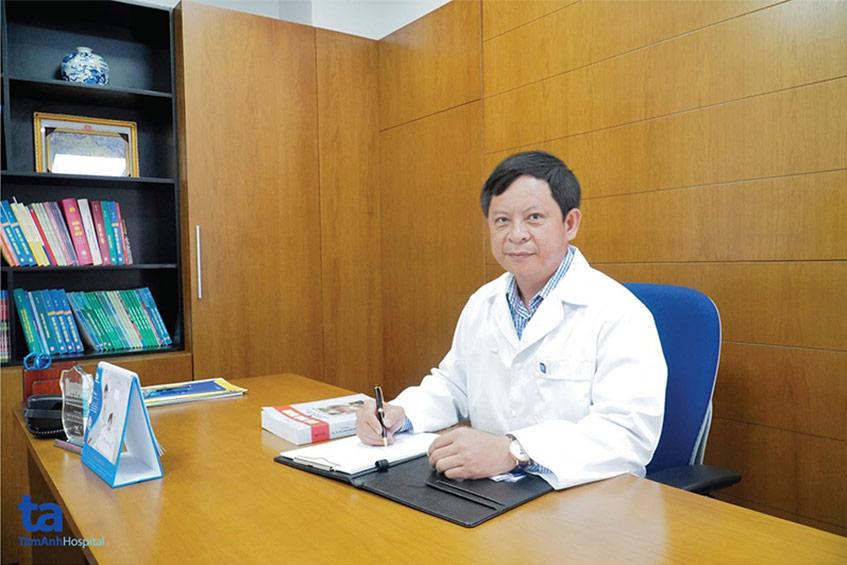 Chuyên gia phẫu thuật khớp Tăng Hà Nam Anh
