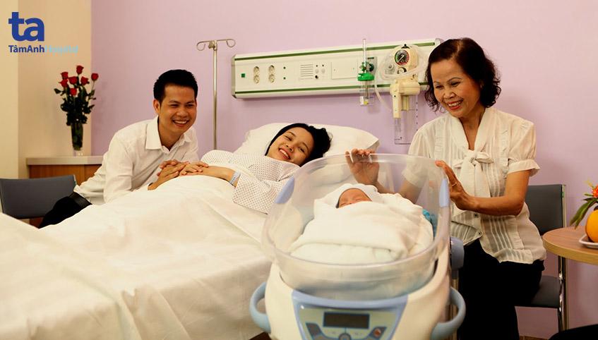 Dịch vụ thai sản