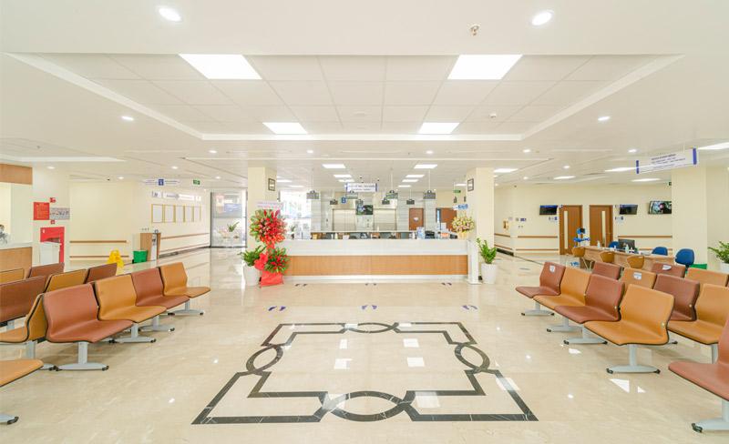 Bệnh viện Đa Khoa Tâm Anh  Hồ Chí Minh