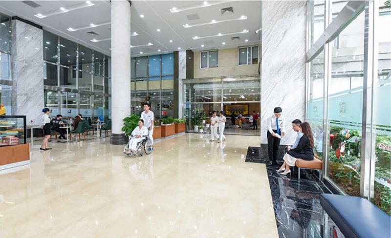 Bệnh viện Đa Khoa Tâm Anh Hà Nội