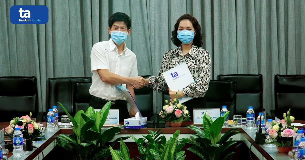 Hợp tác với bệnh viện tim mạch 1