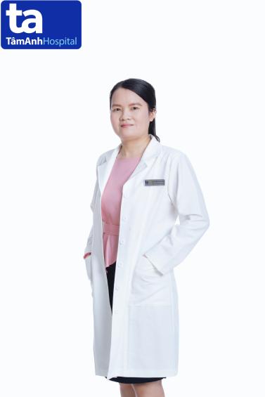 bác sĩ Trần Thúy Hằng khoa tai mũi họng