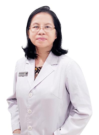 BS.CKI Lê Thị Lệ Quyên