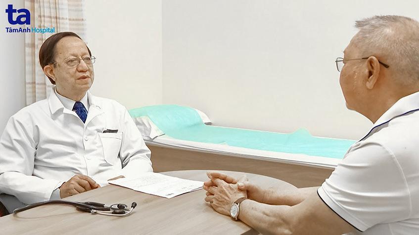 giám đốc trung tâm tim mạch phạm nguyễn vinh