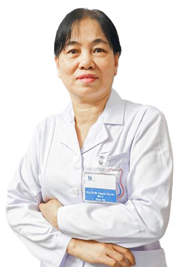 TTƯT.PGS.TS.BS Nguyễn Thị Yến