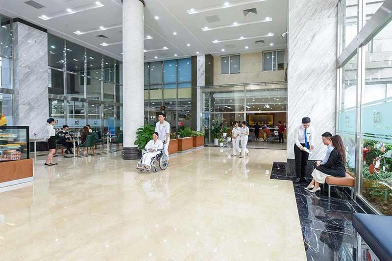 Bệnh viện khách sạn 5 sao